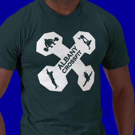 Crossfit affiliate t shirt