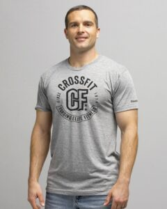 tee for CrossFit