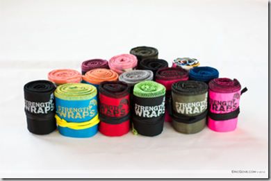 wrist straps for crossfit