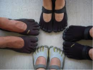 Vibram five fingers for crossfit