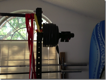 home gym for CrossFit