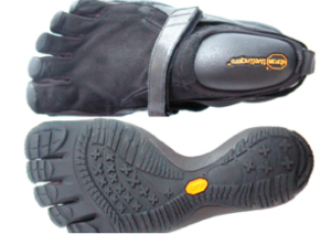 vibram five fingers sole