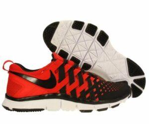 Nike Free 5 mens pimento