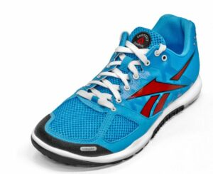 Reebok CrossFit Nano 2.0 women's blue red white black