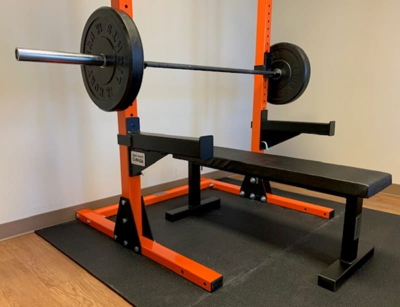 Best bench press rack