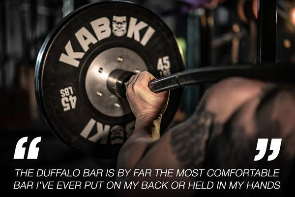 Kabuki Strength Duffalo Bar Review