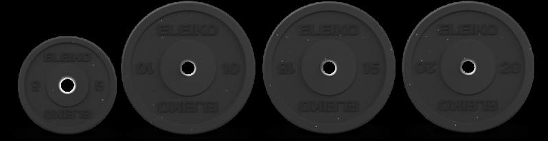 Eleiko XF Bumper Plate Review