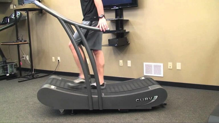 best curved treadmill
