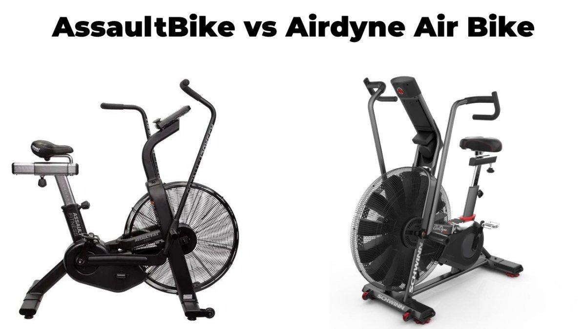 AssaultBike vs Airdyne Air Bike