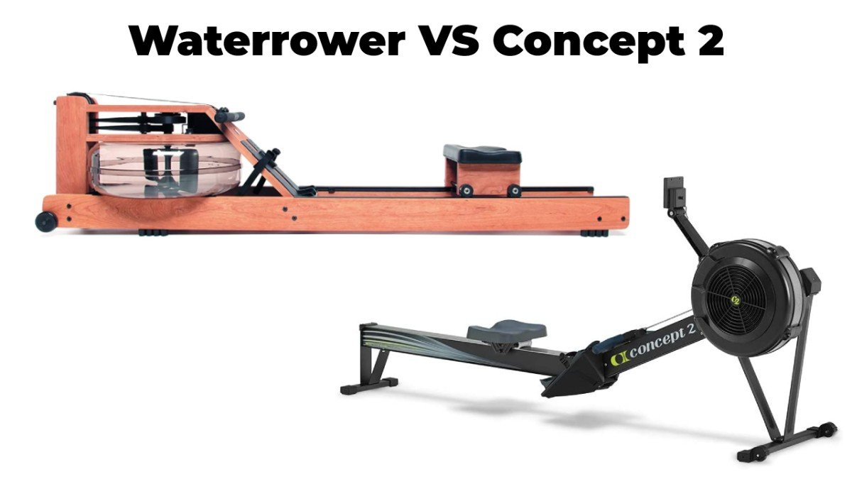 Waterrower vs concept 2