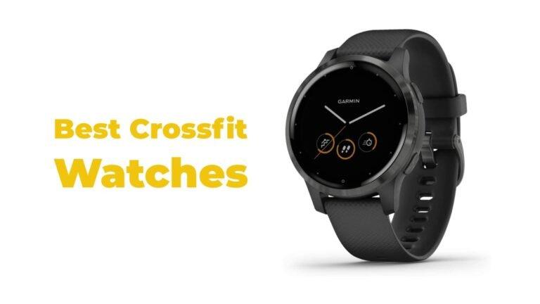best crossfit watches
