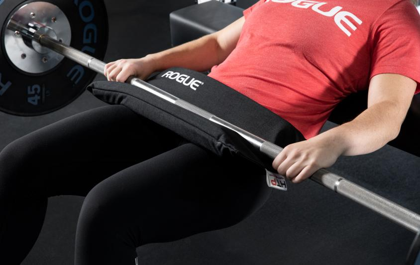 barbell pad for hip thrusts