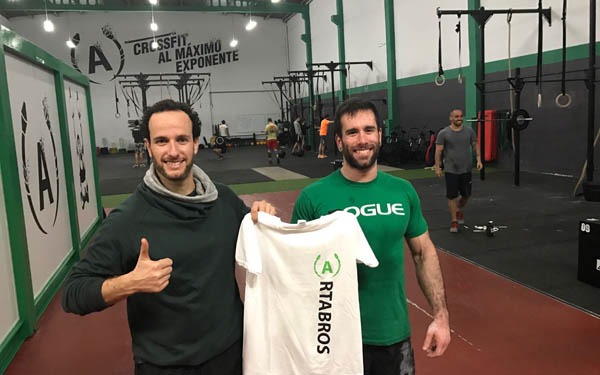 Cathalo CrossFit