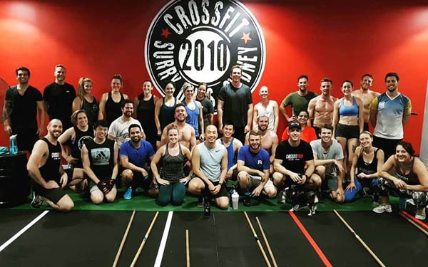 CrossFit 2010