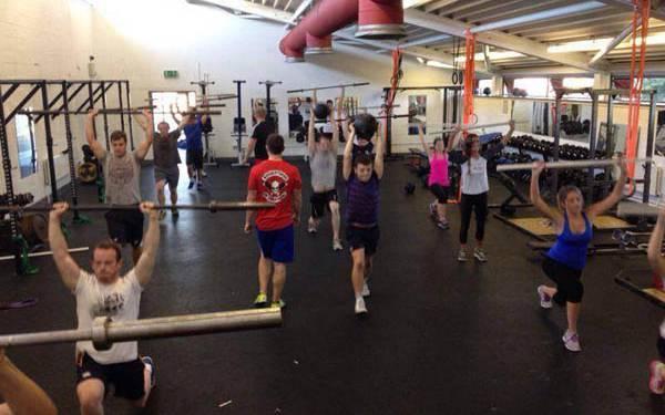 CrossFit 353