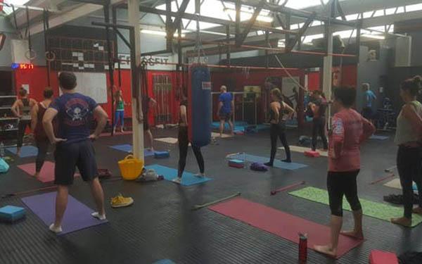 CrossFit 536