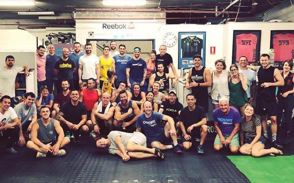 CrossFit Athletic City