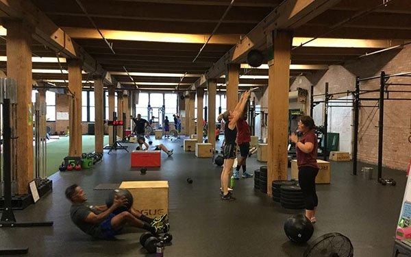CrossFit Bridgeport