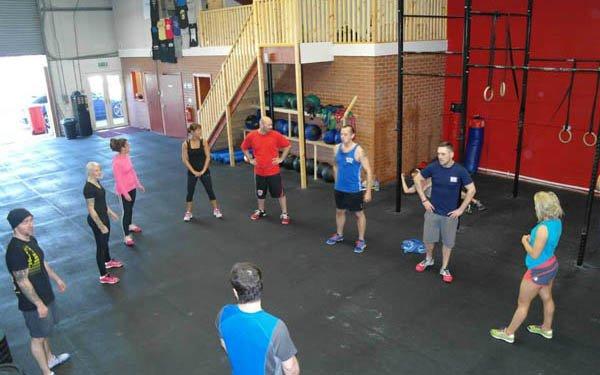 CrossFit East Kilbride