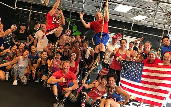 CrossFit East Oahu
