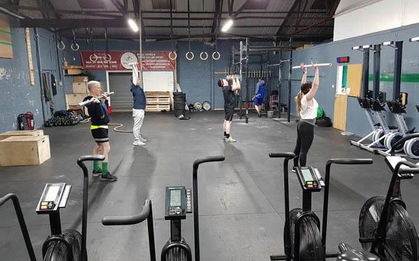 CrossFit Fortius Cambuslang