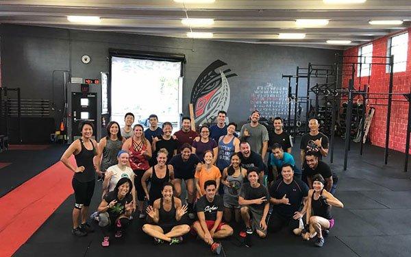 CrossFit Hawaii