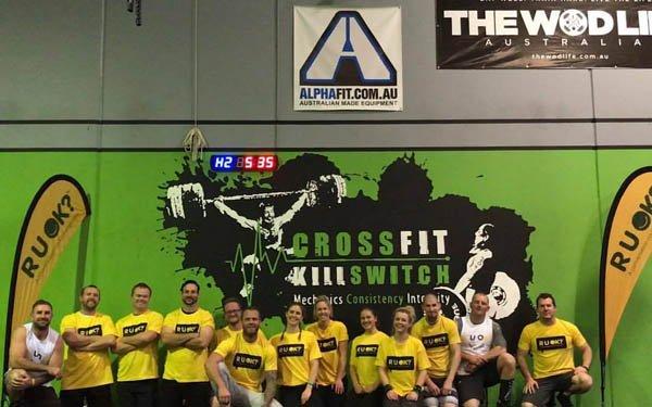 CrossFit Kill Switch