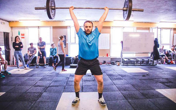 CrossFit Lutece