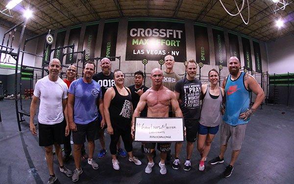 CrossFit Max Effort