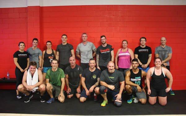 CrossFit Mulgrave