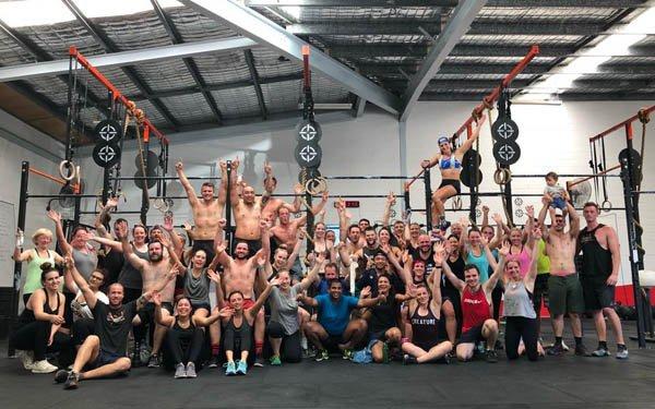 CrossFit New Beginning