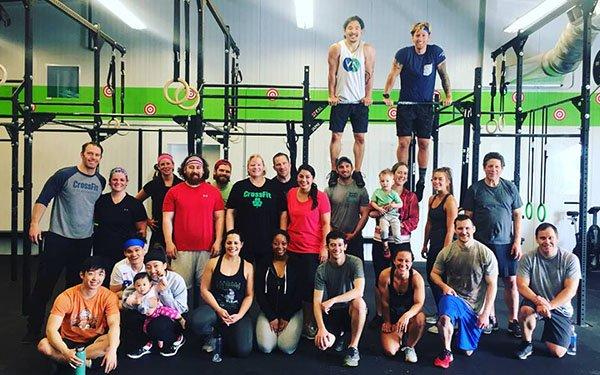CrossFit Northern Exposure