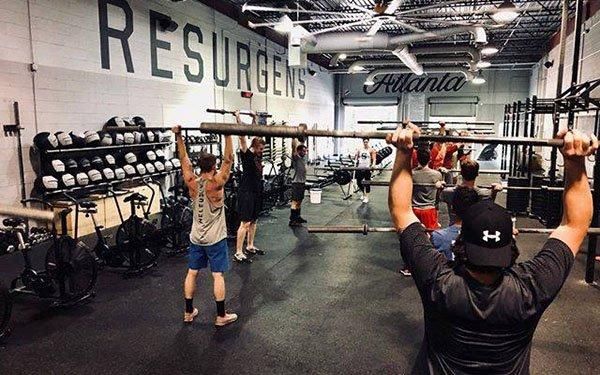 CrossFit Resurgens at Powers Ferry