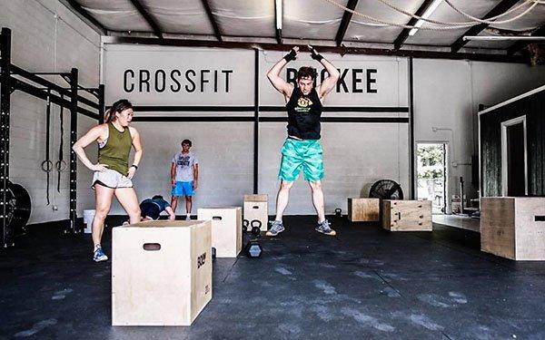 CrossFit Rhokee