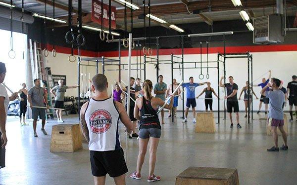 CrossFit San Diego Weekend Warriors