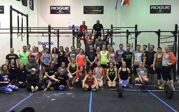 CrossFit St. Clair