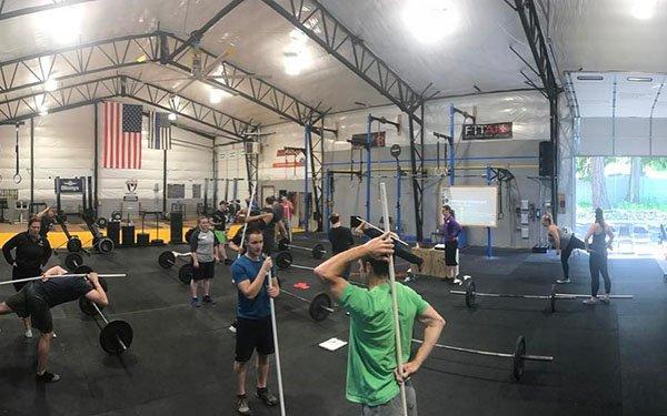 CrossFit TS