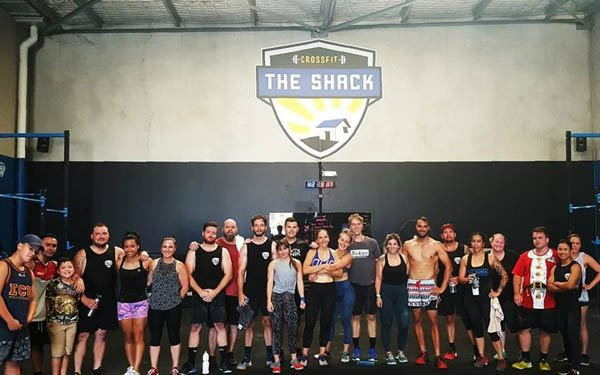 CrossFit The Shack