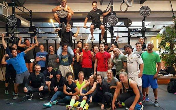 CrossFit Vondelgym West