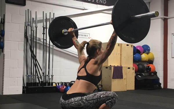 CrossFit Worlds End