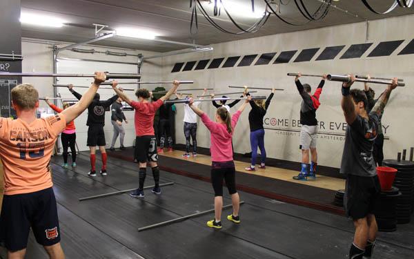 CrossFit Zeeburg