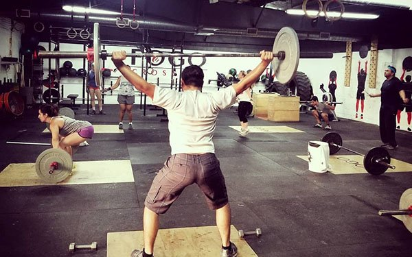 Fogo CrossFit