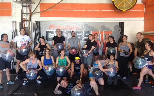 Free Style CrossFit