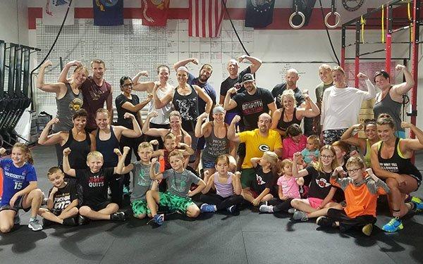 Full Force CrossFit