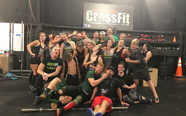 Golden Ape CrossFit HSV