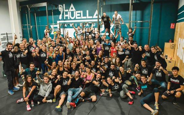 La Huella CrossFit Aribau