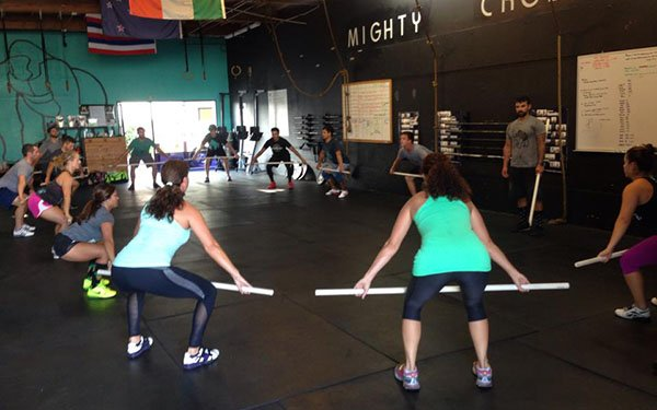 Mighty CrossFit