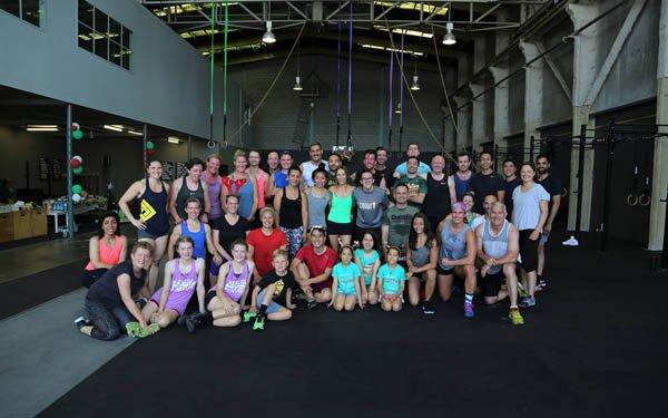 Pure Movement CrossFit