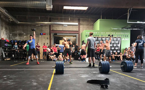 RVT CrossFit