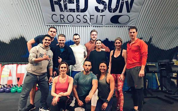 Red Sun CrossFit